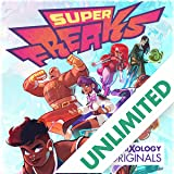 Superfreaks (comiXology Originals)